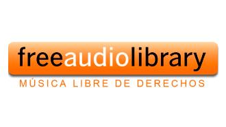 logotipo freeaudio library