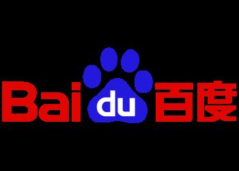 logotipo buscador baidu