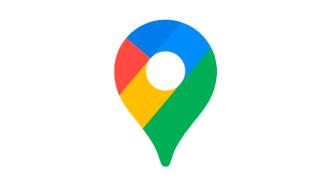 logotipo google maps