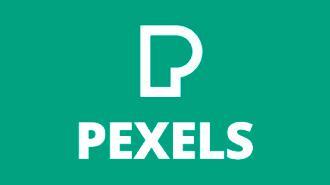 logotipo pexels