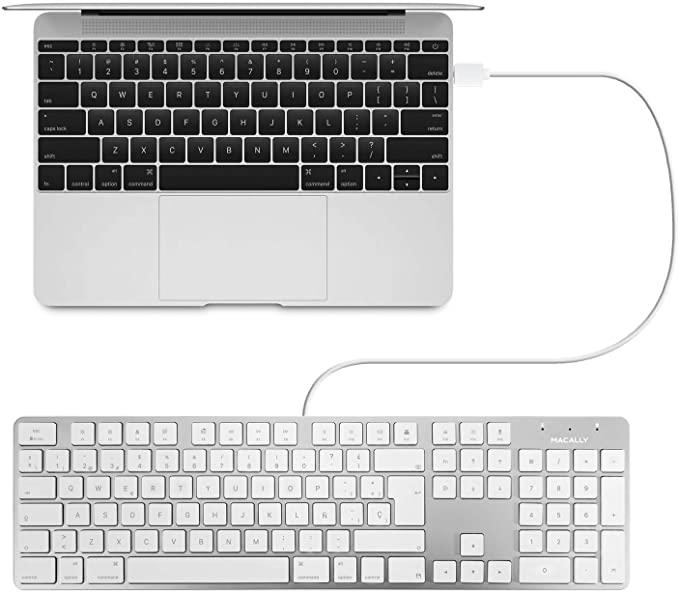 Códigos alt con el teclado numérico